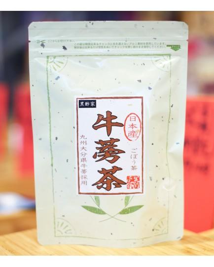 日本牛蒡茶
