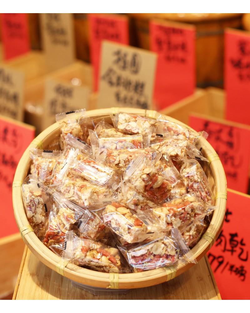花生脆米果酥