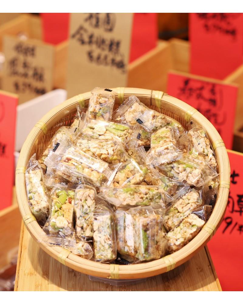 花生芥茉脆米酥